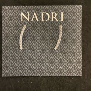 Nadri earrings